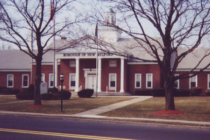 New Milford Town Hall